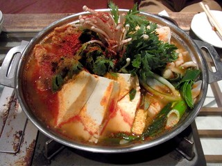 コプチャンチョンゴル鍋