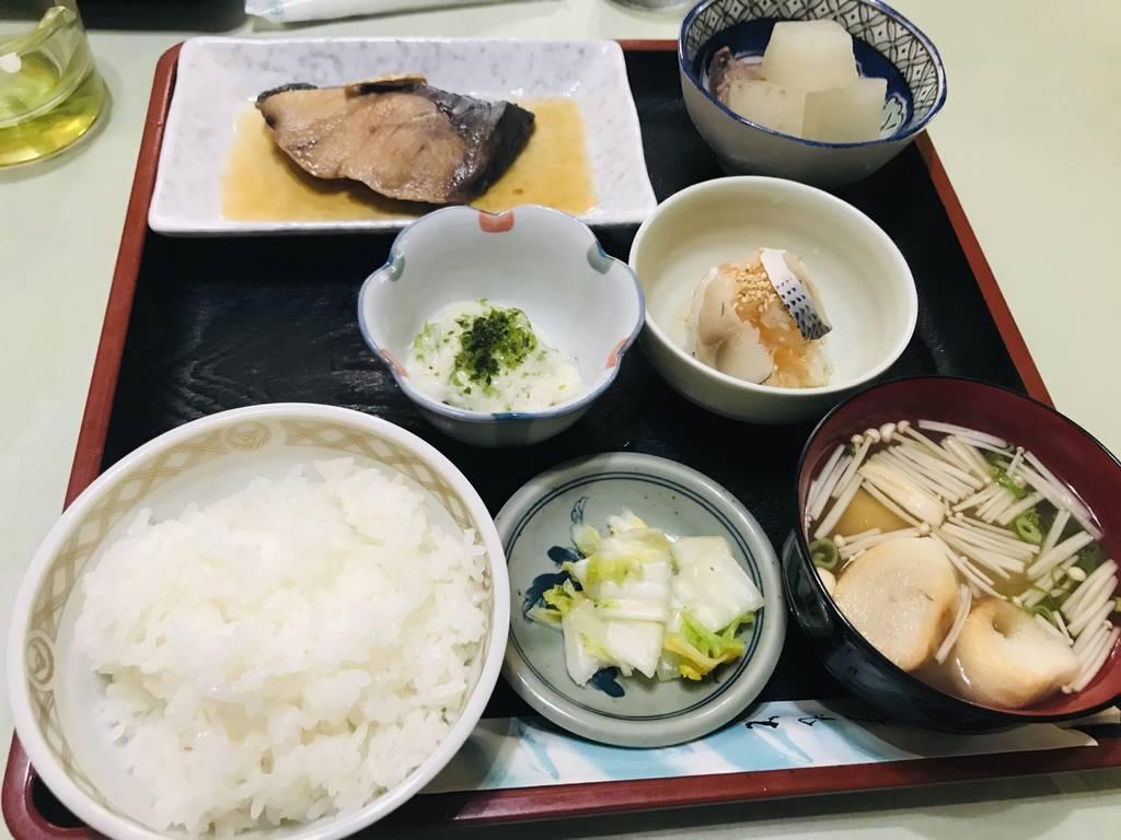 昼定食【魚】