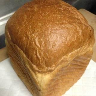マスカルポーネとはちみつの食パン