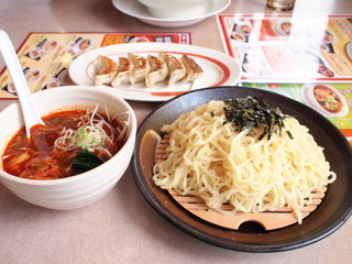 コチジャンつけ麺