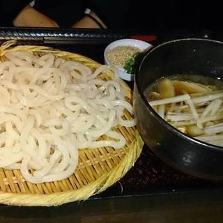 肉汁うどん(つけめん)