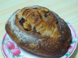 柚子と栗のパン