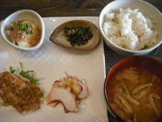 4種類の和定食