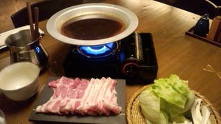 黒カレー鍋