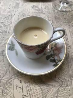 黄人参のスープ
