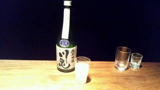 純米吟醸川亀
