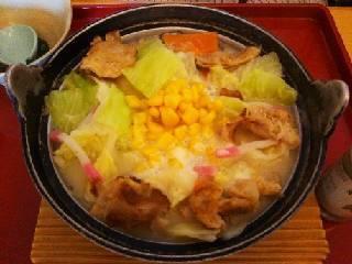 野菜チャンポン