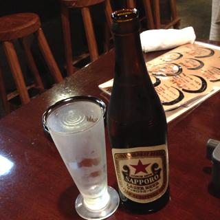 サッポロ ラガービール