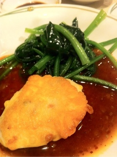 野菜の炒め物
