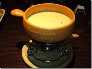 ガリチーノ特製 チーズフォンデュ