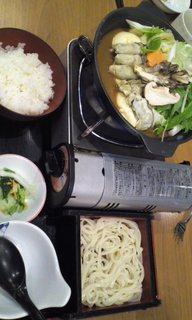 味噌牡蠣鍋セット