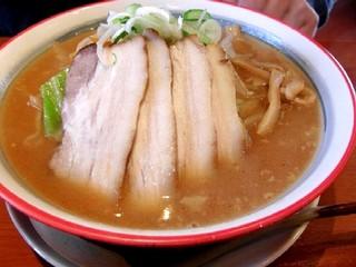 味噌野菜チャーシューメン
