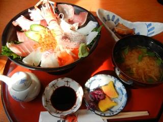三河海鮮丼