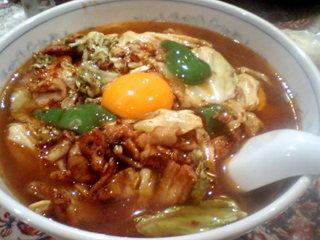 ホイコーロー麺