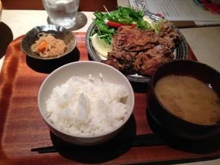 本日のenishi定食