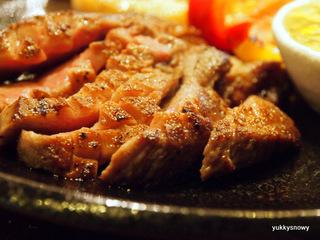 特製牛タン厚切りステーキ