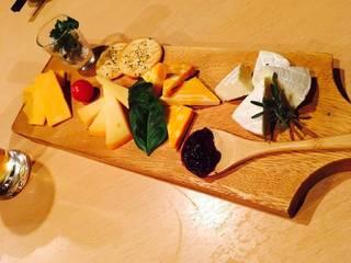 本日のチーズ 5種盛
