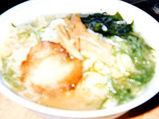漢方万樂麺