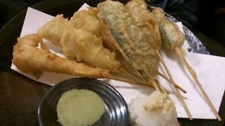 串天ぷら7種