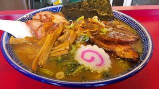 ミックスチャーシュー麺