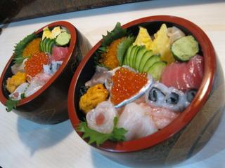 良縁海鮮ちらし寿司