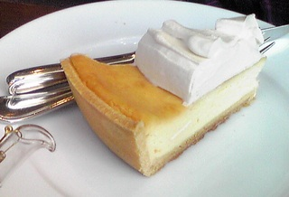 アイリッシュクリームチーズケーキ