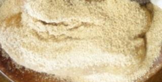 粟餅 きな粉