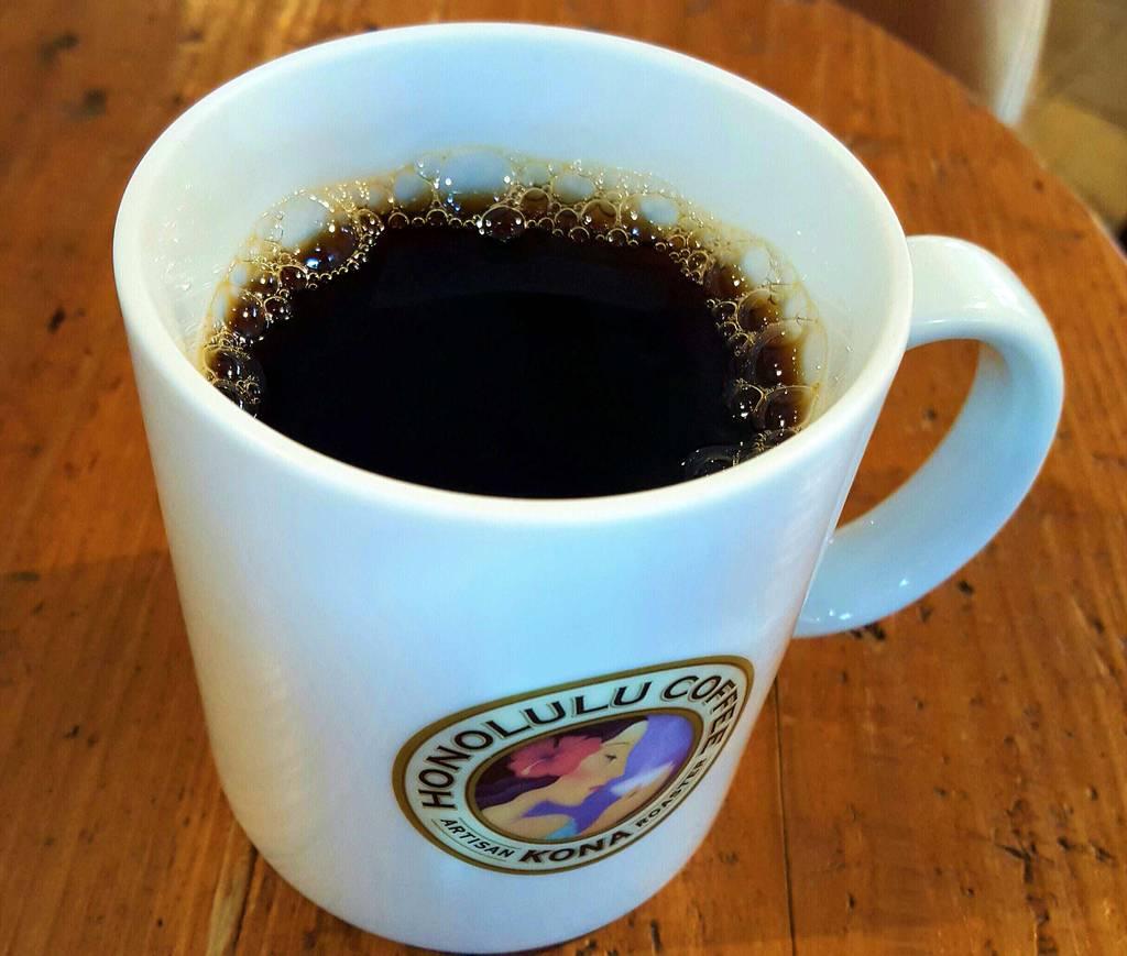 コナブレンドコーヒー