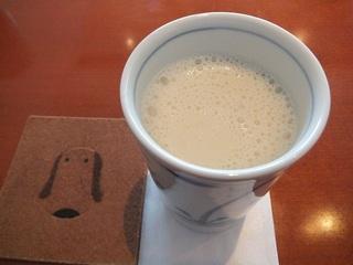 フレッシュ豆乳