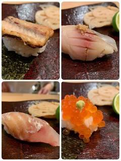 加賀前寿司 8貫