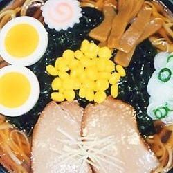 元祖蔵ラーメン(しょうゆ味)