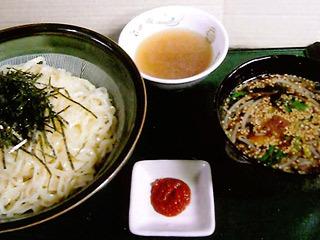 魚粉つけ麺