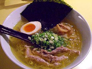 6番・鶏10・細麺