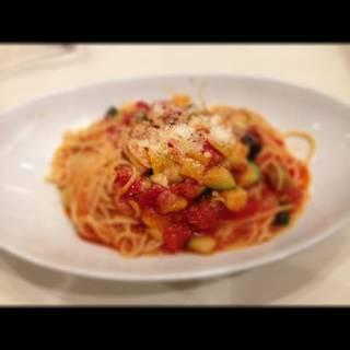 プロヴァンス野菜のトマトソース