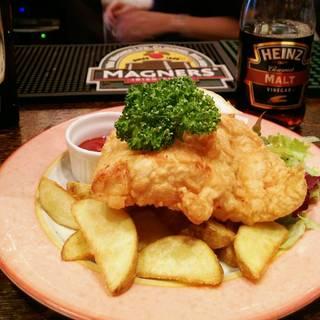 フィッシュ&チップス(FISH&CHIPS)