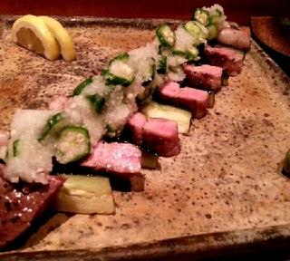 千葉県産 三元豚・肩ロース黒胡椒焼き