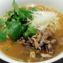 炭火焼鶏麺