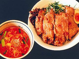 鳳凰つけ麺DX