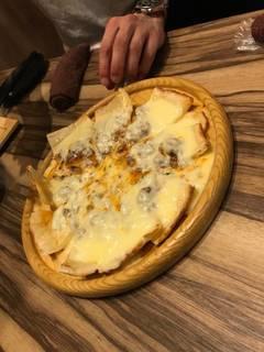 チーズ(盛り合わせプレート)