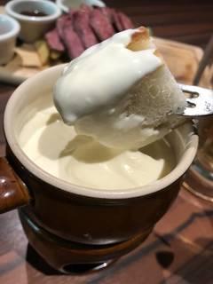 チーズフォンデュ(食べ放題)
