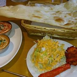 ネパール インド料理 ナマステ
