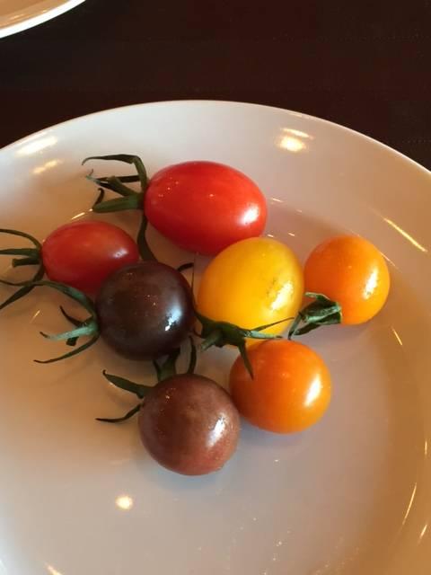 3種のトマト