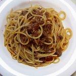 信州和牛のミートソーススパゲッティ