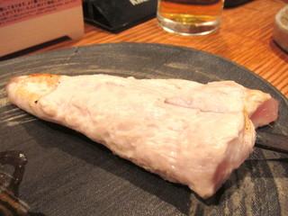 軍鶏のささみレア焼