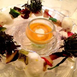 能登島の赤土野菜と土浦の完全無農薬野菜のエクスポジション