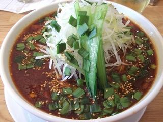 ねぎ坦坦麺