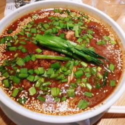 排骨担担麺