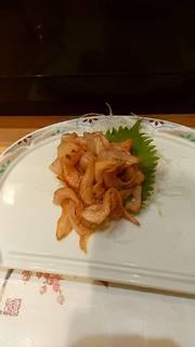 赤貝のヒモ