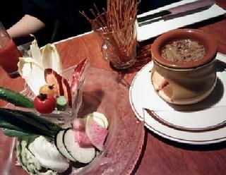 オーガニック野菜のBarニャカウダー