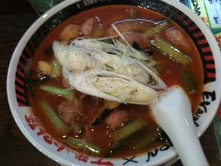 アスカのトマト麺